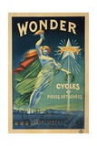 Wonder Cycles Et Pieces Detachees Poster