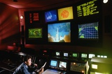 Japanese Mission Control Room