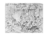 Sacking of Fredericksburg