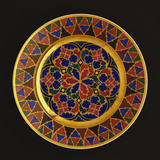 Nicholas I Imperial Porcelain Dinner-Plate