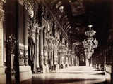 Foyer of the Opera  Paris