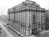 Willard Hotel  Washington  DC