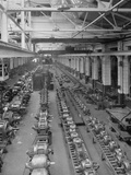 General Electric Motor Factory