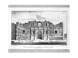 Ruins of the Church of the Alamo