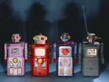 The Gang of Four from Masudaya Japan