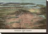 Newark  New Jersey  1916