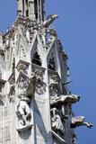 Italy  Milan  Milan Cathedral  Gargoyles