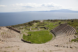 Turkey  Assos  Theater