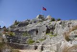 Turkey  Kekova Islands  Ancient Simena