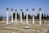 Greece  Kos Islands  Askelepieon  Colonnade