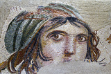 Turkey  Zeugma House of the Gypsy Girl  Mosaic
