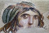 Turkey  Zeugma House of the Gypsy Girl  Mosaic
