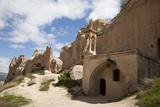 Turkey  Cappadocia  Goreme Valley  Zelve  Open Air Museum  Rock Dwelling