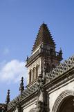Spain  Santiago de Compostella  Cathedral of Santiago de Compostella  Tower