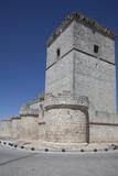 Spain  Castile and Leon  Portillo  Portillo Castle  Main Tower