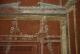 Italy  Naples National Archeological Museum  from Pompeii  Isis Temple  Third Style Decoration