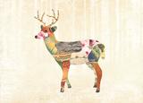 Woodland Creature: Deer Poster