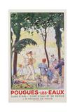 Pougues-Les-Eaux Poster