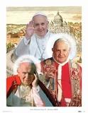 The Three Popes
