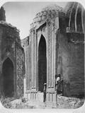 Kusam Ibn Abass Tomb