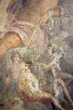 Italy  Naples Museum  from Pompeii  House of the Tragic Poet  (VII  8  3)  Zeus and Hera Wedding
