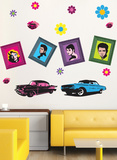 Pop Wall Decal Sticker