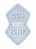 Venn by Pen: Awake  Asleep  Dreams Poster