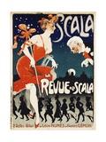 Scala  La Revue De La Scala