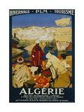 Algerie Poster