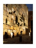 Solomon's Wall  Jerusalem (The Wailing Wall)