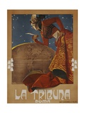 La Tribuna Roma Poster