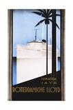Rotterdamsche Lloyd Poster