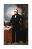 President Millard Fillmore  Aged 57