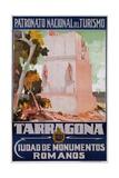 Tarragona - Ciudad De Monumentos Romanos Poster