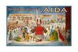 Hippodrome Opera Co - Aida Poster
