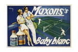 Maxons's Baby Blanc Linen Wash Poster