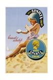 Sparta Creme Poster