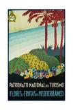 Patronato Nacional Del Turismo Spanish Travel Poster