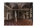 Sala Dell' Iliad  Pitti Palace  Florence