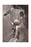 Opening of Tutankhamen's Burial Shrine