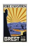 Foire Exposition Brest Poster