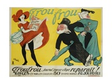 Frou Frou Poster