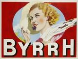 Byrrh Advertising Poster