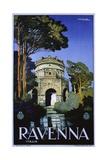 Ravenna Travel Poster