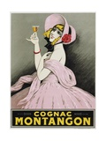 Cognac Montangon Poster
