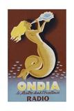 Ondia Radio Poster