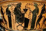 Dionysos and His Thiasus