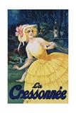 La Cressonnee Poster