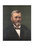 Portrait of General US Grant