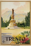 Trento Travel Poster